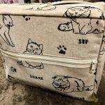 Seitentasche zum Umhängen